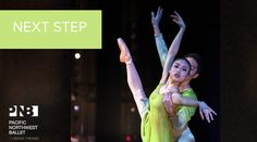 Pacific Northwest Ballet: Next Step, June 13, 2014 at McCaw Hall.  #McCawHall #PNBallet