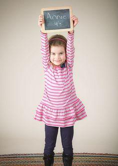 preschool photography posing
