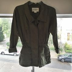 Obey Propaganda Military Green Jacket Size small, new with tags. No trades or low-ball offers, please. Obey Jackets & Coats Utility Jackets