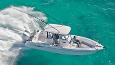 Everglades By Dougherty Luxury Family Fishing Boats