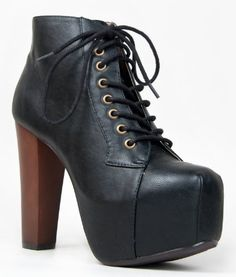 Speed Limit 98 Rosa-S Bootie Boots, Black Pu, 8
