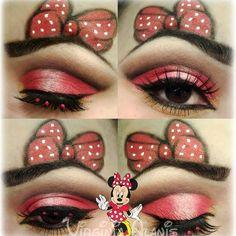 Minnie eyes