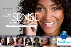 Join me tomorrow 1/14/13 at 7pm est for the 1st SistaSense / BBWO Twitter Party of the year. Kicking off next weekends Power Circle..