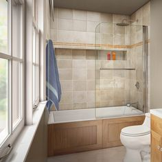 dreamline aquaswing tub door 34 in w x 58 in - Bathtub Shower Doors