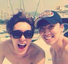 Jonghoon & Seungri