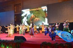 Romduol National Flower Khmer New Year, European Council, Cambodia, Tourism, Dance, Flower, Concert, World, Turismo