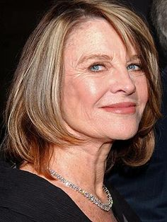 Julie Christie (Remember Dr. Zhivago? - she was perfection itself in that film)