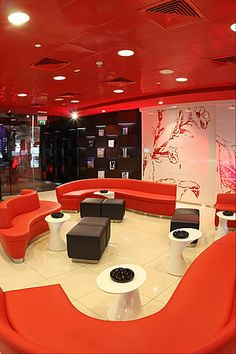 Burgundy Lounge,  International Airport, ABU DHABI  UNITED ARAB EMIRATES