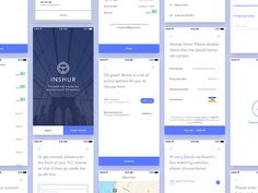 Inshur App by Cai Cardenas