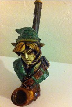 Zelda Pipe