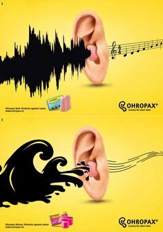 Zatyczki do uszu w walce z hałasem i wodą