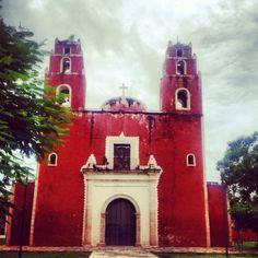 Ruta de Iglesias, Temax, Yucatan