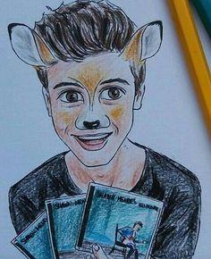 Omds ta tao bem desenhado Quero desenhar assim