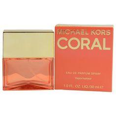 Michael Kors Coral Eau de Parfum, 1.0 Fluid Ounce