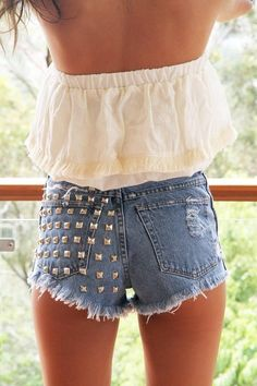 love the shorts and the top