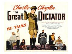 The Great Dictator, 1940 Stampe su AllPosters.it