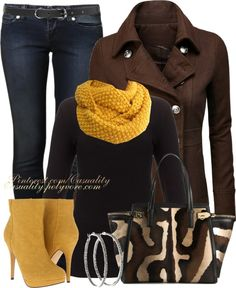 Neon Pop Casual Fall Outfit   Outfits Pedia