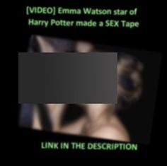 Warning : Emma Watson scam worm spreading widely on #Facebook - Hack Reports  http://www.hackreports.com/2013/07/warning-emma-watson-scam-worm-spreading.html