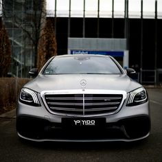 Mercedes-AMG S63 W222
