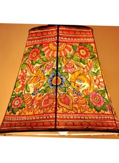7 best phad art images on pinterest phad painting indian lamp shades accessories home decor indiacraft indiacraft wall lamp shades of aloadofball Image collections