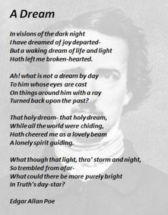 poems by edgar allan poe Poetry Edgar Allen Poe, Edgar Allen Poe Quotes, Edgar Allan Poe, Poem Quotes, Words Quotes, Sayings, Serious Quotes, Best Poems, Inspirational Poems