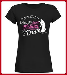 This girl loves fishing with her dad - Barca shirts (*Partner-Link)
