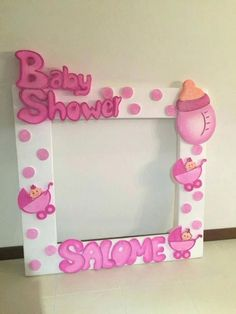 16 Ideen Baby Shower Ideen für Girs Diy Dekoration Gold - New Sites Decoracion Baby Shower Niña, Idee Baby Shower, Shower Bebe, Baby Boy Shower, Girl Baby Shower Decorations, Boy Baby Shower Themes, Baby Shower Balloons, Baby Decor, Marcos Para Baby Shower