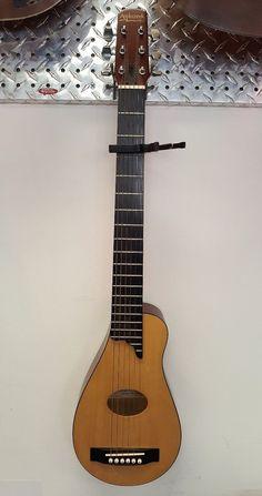 Applecreek ACG10 6 String Acoustic Travel Guitar #TravelerGuitar