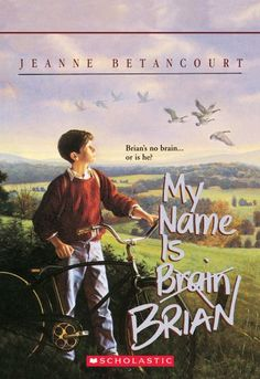 My Name Is Brain Brian (Apple Paperbacks) by Jeanne Betancourt,http://www.amazon.com/dp/0590449222/ref=cm_sw_r_pi_dp_KK8Nsb0RQ5Q45J41