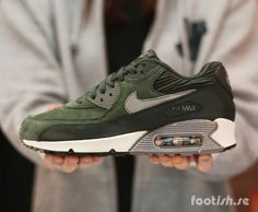 detailed look 02886 92521 Nike Wmns Air Max 90 Leather 768887-301 768887 301   Footish