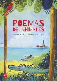 Este libro con ilustraciones llenas de humor recopila casi 30 divertidos poemas de animales del autor venezolano Aquiles Nazoa. Un libro para que los primeros lectores se familiaricen con la poesía.