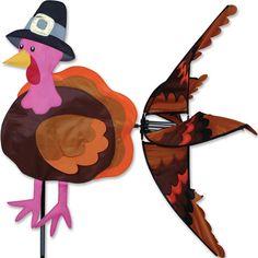 Turkey Spinner - Fly-Me Flag
