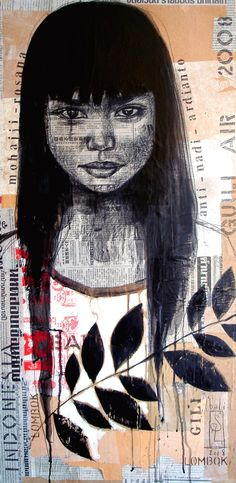 """Stéphanie Ledoux - Carnets de voyage - """"Anti 2"""""""