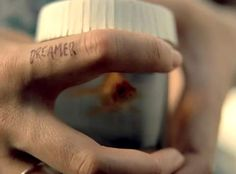 "Dreamer Tattoo on Michelle Branch from the ""Goodbye To You"" music video"