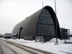 Contemporary Finnish Architecture At Kotka 2 Louvre, Explore, Contemporary, Architecture, Building, Travel, Finland, Arquitetura, Viajes