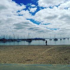Our water playground here in Geelong looking spectacular this morning! #geelong #geelongwaterfront #sailor #sailorlife #royalgeelongyachtclub #yacht #yachtlife  by fourwindsmarine http://ift.tt/1JtS0vo