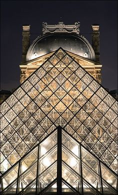 The Louvre, Paris. Luxury Hotel Getaway Paris France Beautiful Romantic Trip Location Inspiration Love Food Architecture Stunning Style Amazing Places To Visit Enchanting Places Around The World, Oh The Places You'll Go, Places To Travel, Places To Visit, Around The Worlds, Travel Things, Travel Stuff, Oh Paris, Louvre Paris