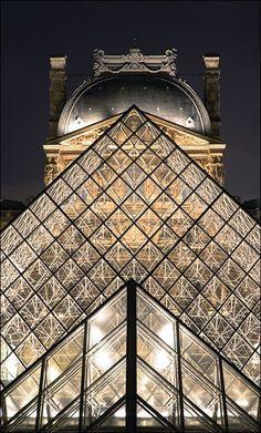 The Louvre,Paris