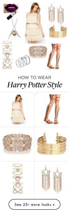 """lucy babe"" by asoles2011 on Polyvore featuring Accessorize, H&M, Oasis, Vince Camuto, women's clothing, women, female, woman, misses and juniors"