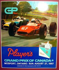 1967 GP de Canada en Mosport