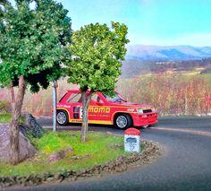 Ranault 5 Copa Spirit (1/32 scale) #scalextric #slot #slotcar #slottrack #slotcartrack #circuito #rennbahn  #maqueta #portable  #forsale  #scalemodel #modelismo #modelism #handmade #paint #airbrush #aerografo #landscaping #rally #cars #wrc #wec #paintwork #mountain #montaña #diy #doityourself #entrepreneur #custom #artisan #woodart #art #carart #maqueta #madera #handmade #hechoamano #woodwork #fetama #spirit #renault #r5 #copaturbo #r5copaturbo #r5turbo #momo #ghymkana #toypic #handcrafted Slot Car Tracks, Slot Cars, Custom Airbrushing, Air Brush Painting, Airbrush Art, Car Ins, Scale Models, Diorama, Woodworking