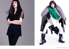 Coco Rocha Takes it To the Max for Elle Vietnam by Stockton Johnson