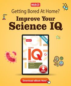 Wondering!!! How to prepare for your Science Olympiad? We have a solution. Improve your child's Science IQ with #MTG's Science IQ Challenge. Download eBook today! Math Books, Science Books, Hindi Books, English Book, Getting Bored, Mtg, Improve Yourself, This Book, Challenges