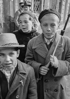 "The 1956 Hungarian Revolution – in pictures ""Even children were carrying looted weapons as part of the attempt to resist the Soviet tanks"""