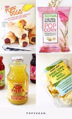 The Best New Trader Joe's Products From 2017 — So Far