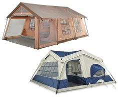Northpole Tent Choice