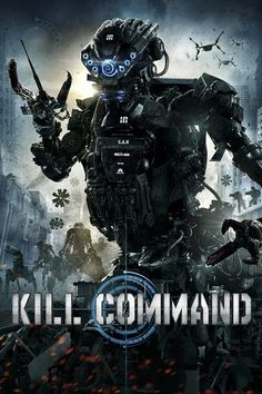 Kill Command (2016) | http://www.getgrandmovies.top/movies/17806-kill-command | Set in a near future, technology-reliant society that pits man against killing machines. Against this backdrop an elite army unit is helicoptered to a remote, off-the-grid island training facility. What starts out as a simple training exercise for Captain Bukes and his tight-knit unit, descends into a terrifying battle to the death, as the marines discover the island is overrun by an enemy that transcends the…