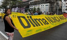 Comisión del Senado vota a favor de destituir a Dilma   Dilma Rousseff…