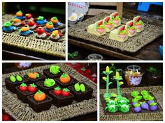 Doce 3D: festa Feirinha Orgânica - Fotos: Studio Leo Serpa