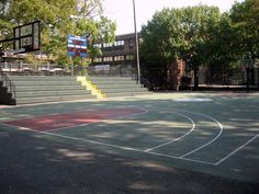 The historic park that changed lives and created legendary basketball icons.